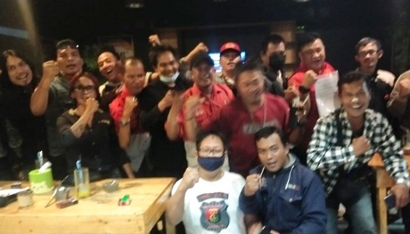 Ketua PWRI Korwil Bogor Barat Terbentuk
