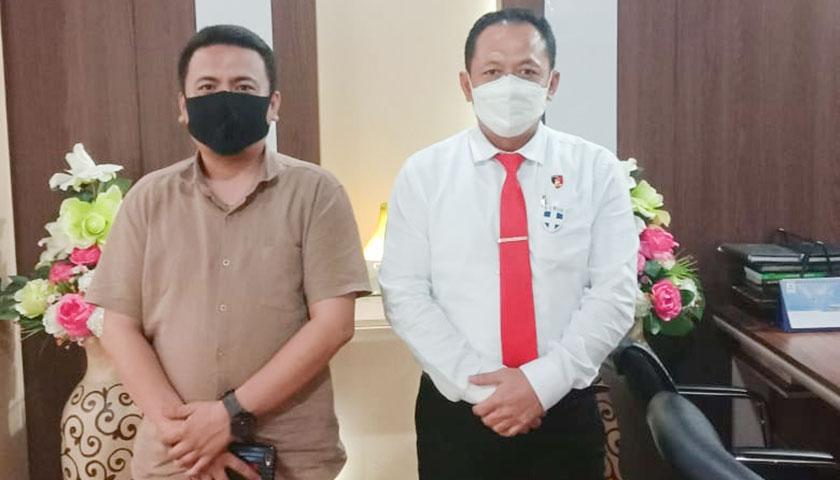 PWI Banten Perkuat Sinergi dengan Ditreskrimsus Polda Banten