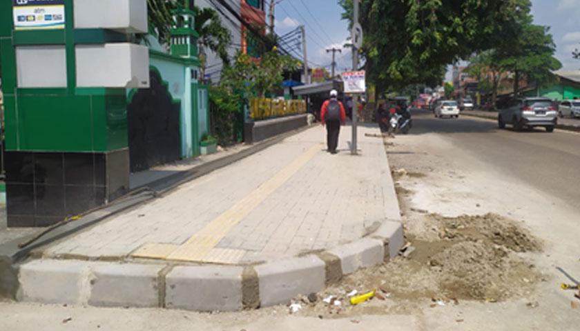 Satker BPJN Wilayah I Lanjutkan Pemeliharaan Ruas Jalan Serang – Cikande – Rangkas Bitung