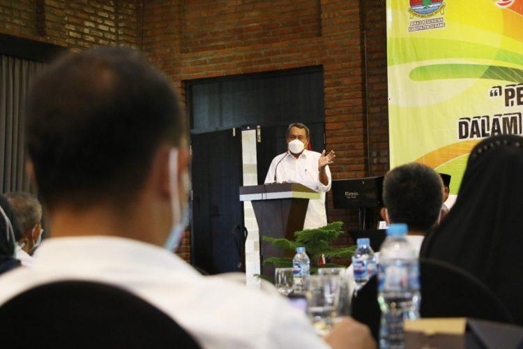 Angka Anak Stunting Di Kabupaten Serang Zero,Begini Kata Wabup Pandji