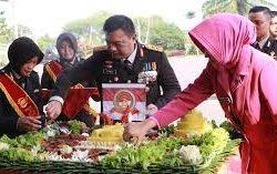 Syukuran Hari Bhayangkara ke-75, Ketua DPRD Banten Hadiri Upacara Secara Virtual