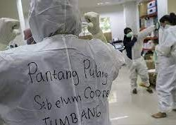 Tenaga kesehatan RSUD Banten Insentifnya Dicicil