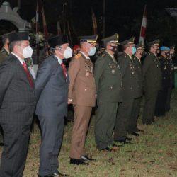 Apel Renungan Suci, Ketua DPRD Banten: Ini Wujud Penghormatan Untuk Para Pahlawan