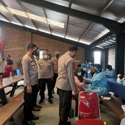 Serikat Pekerja Apresiasi Langkah Cepat Polda Banten Lakuan Vaksinasi Para Buruh