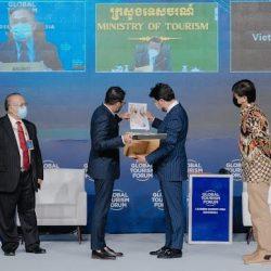 Minister Talk di Global Tourism Forum 2021 Dipimpin Sandiaga Uno