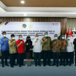 Pentingnya Peran Tata Ruang Untuk Menunjang Kemudahan Dalam Pembangunan Perizinan dan Investasi Di Banten